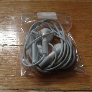 Apple Headphones - Brand New