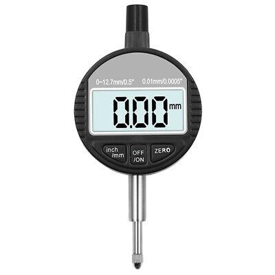 0 12.7mm1 Inch Range Gauge Digital Dial Indicator Precision Tool O6p1