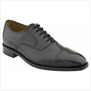 New Bostonian Signia Luxe Veldt Cap Toe Leather Shoes