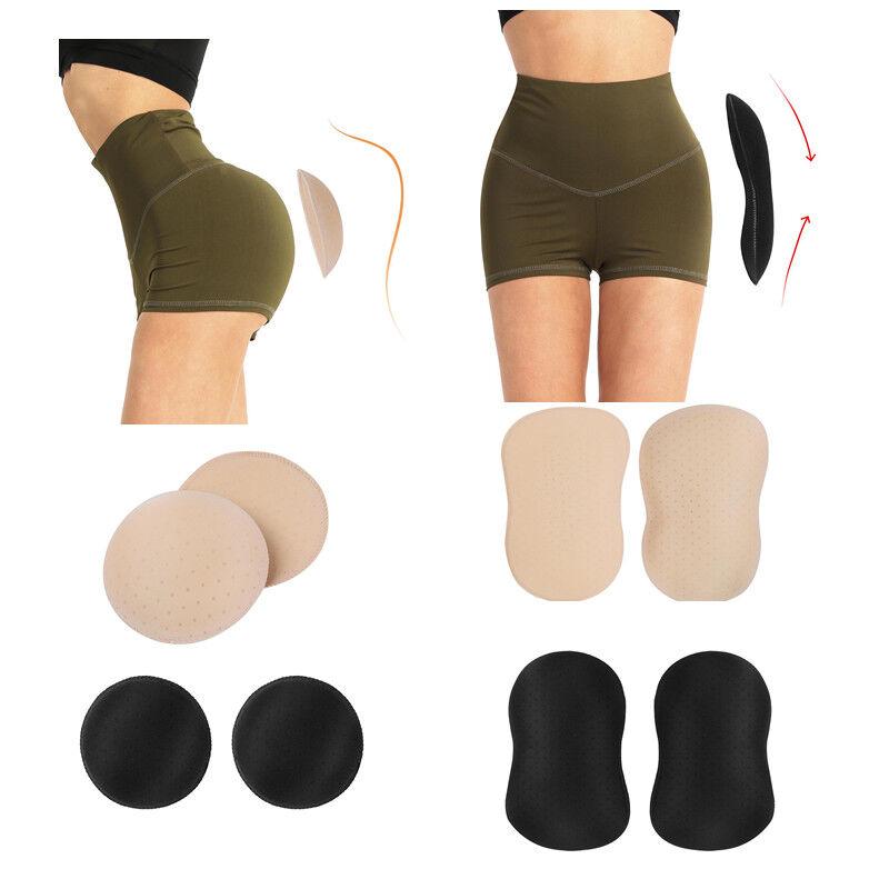 Enhancing Foam Butt Pads Thick Breathe Contour Hip Sponge Pads For Panties Brief