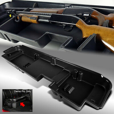 Underseat Storage Case Box for 03-06 Ford F250/350/450/550 Super Duty Crew Cab