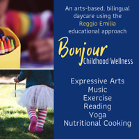 Home daycare spaces available in West End Ottawa
