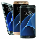 Samsung Galaxy S7 Edge SM-G935V - 32GB (Verizon) Smartphone - Burnt Screen