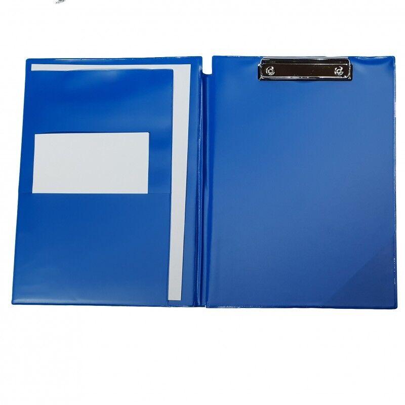 Klemmbrett DIN A4 Schreibbrett Klemmmappe Schreibmappe Mappe Clip Board POLIZEI