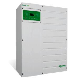 Onduleur hybride Schneider Conext XW + Load center