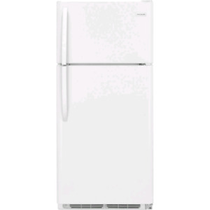 Used Dishwasher, White Electric Coil Stove and Refrigerator