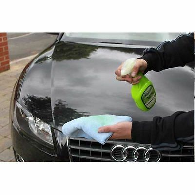 Professional Pearl Waterless Car Care Wax Shine Car Wash Polish Cleaner Best (Best Waterless Car Cleaner)