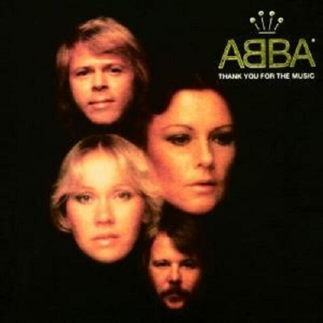 """ABBA """"THANK YOU FOR THE MUSIC (NEW VERSION)"""" 4 CD NEU"""