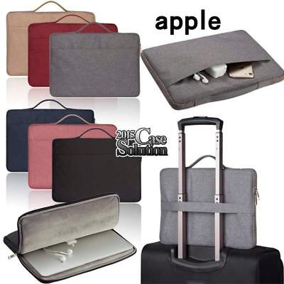 """Laptop sleeve Case Carry Bag Pouch  For 11"""" 13"""" 15"""" Apple Ma"""