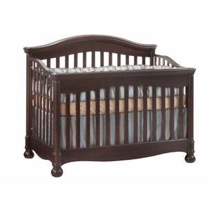 "Beautiful Natart Avalon ""5-in-1"" Convertible Crib"
