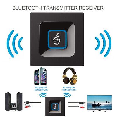 2in1 Bluetooth Wireless TV Video Audio Empfänger Receiver & Sender
