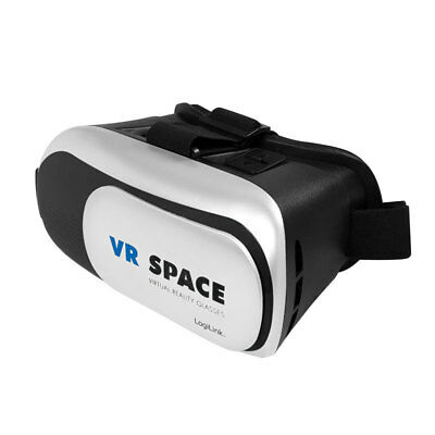 """3D VR Brille für 4-6"""" Display Iphone Android Smartphone Virtual Reality Brille"""