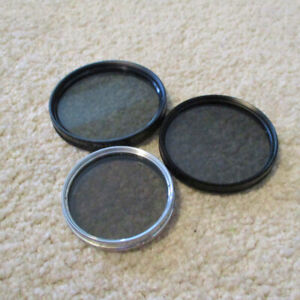 49, 58, 62 mm Lens Polarizers