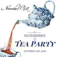 Accessories & Tea Party Afternoon