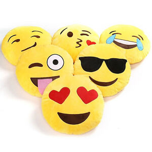 Wholesale Emoji Pillows