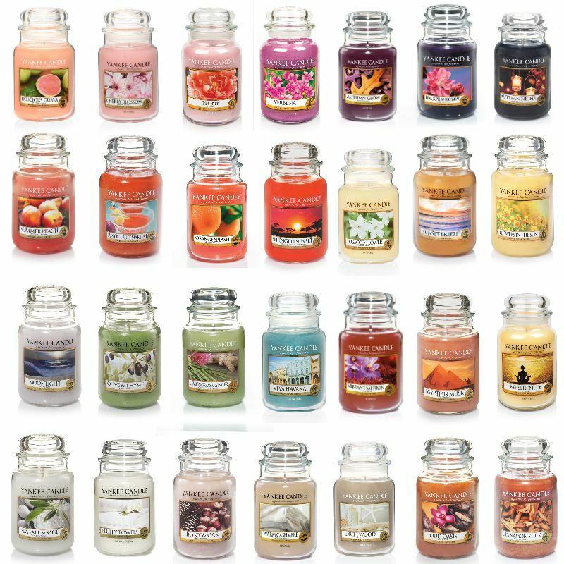 YANKEE CANDLE Duftkerze im Glas 623g Housewarmer Duft Kerze 38,50€/1kg