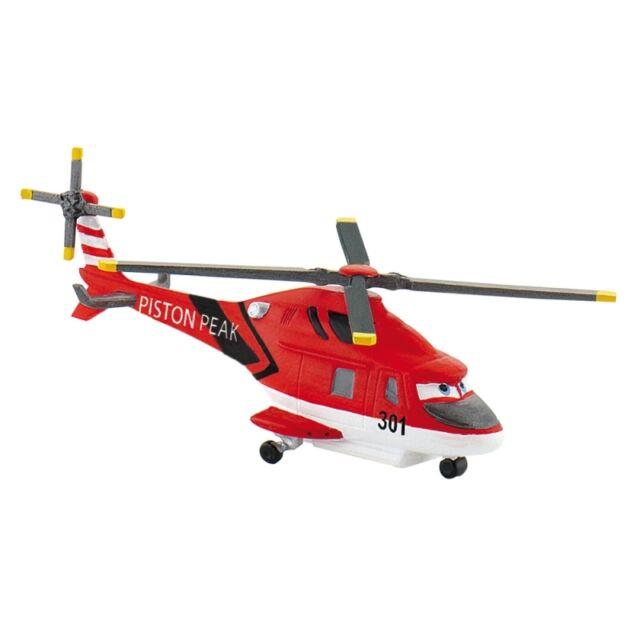 Figur DISNEY Flugzeuge 2 Blade Ranger 9 cm hubschrauber feuerwehrmann 129197