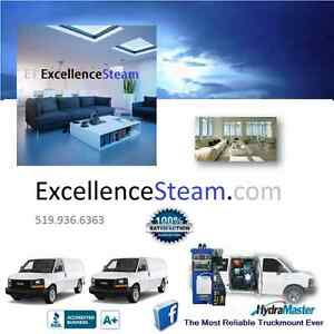 ET Excellence Steam Three room Special $49.77 London Ontario image 3