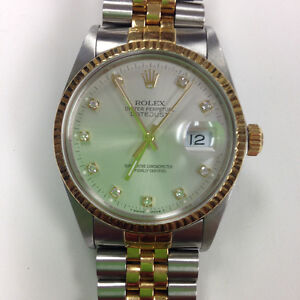 Rolex Watch, Oyster Perpetual-Datejust