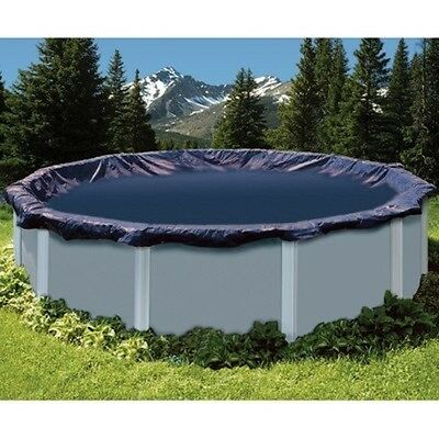 Swimline Corporation 18 Deluxe Winter Cover Round S18RD Pool Supply NEW