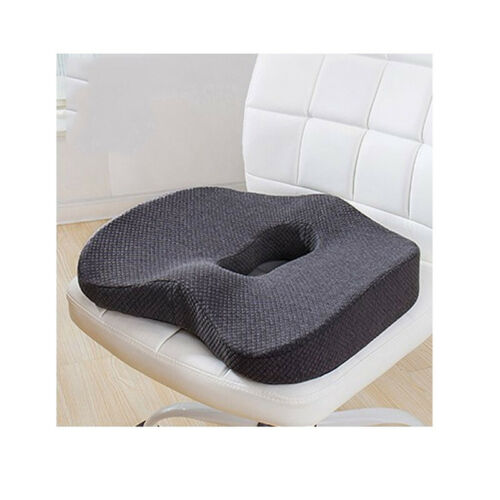 2 Colors Memory Foam Seat Cushion Orthopedic Ergonomic Cushi