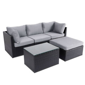 5 Piece Patio Set with table included BRAND NEW