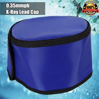 Lead Cap Radiation Head Shield Lead Hat X-ray Lead Cap Ct Protective 0.35mmpb Us