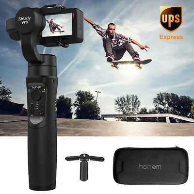 Hohem iSteady PRO 3-Axis Handheld Gimbal Stabilizer for GoPro Hero 7/6/5/4/3 4K