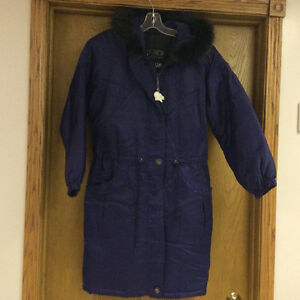 PURPLE PARKA FOR SALE
