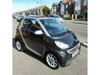 2013 smart fortwo cabrio CDI Passion 2dr Softouch Auto [2010] CONVERTIBLE Diesel