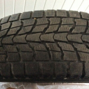 Winter tires best price offered