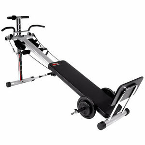 Bayou Total Trainer Pro - Total Body Home Gym - Pilates