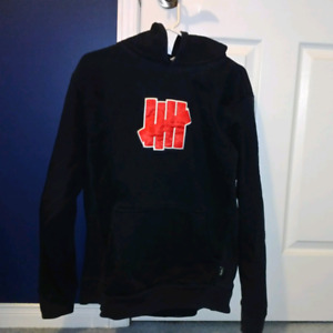 Undefeated Hoodie (Size Large)