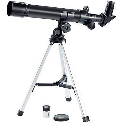 Zavarius Ultraleichtes Refraktor-Linsen-Teleskop für Kinder, 40/400 mm