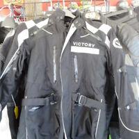 Ladies Victory Textile Waterproof Motorcycle Jacket Brand New Oshawa / Durham Region Toronto (GTA) Preview