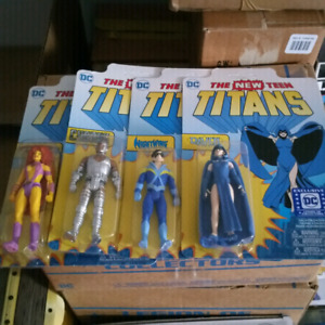 Funko Teen Titans Action Figures