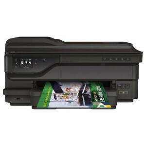 HP OfficeJet 7612 Wide Format All-in-One Photo Printer New Sealed