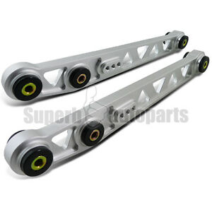 Honda Lower Control Arm ... -2000 Honda Civic Rear Lower Suspension Control Camber Arm Aluminum