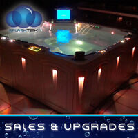 SPLASHTEK - Hot Tub Upgrades - London hot tub specialists