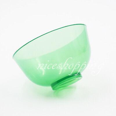 1 Pcs Green Dental Impression Mixing Alginate Bowl Lab Nonstick Flexible Rubber