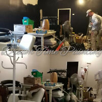 Dream Time Painting - Professional Painters - 3 Rooms For $250
