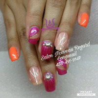 Manucure/pose d'ongles Gel / pedicure