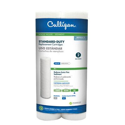 CULLIGAN 2 Pk Replacemnet Filter Cartridge