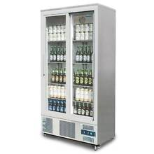 NEW 2 Sliding Door 920mm Commercial Upright Glass Display Fridge Eagle Farm Brisbane North East Preview