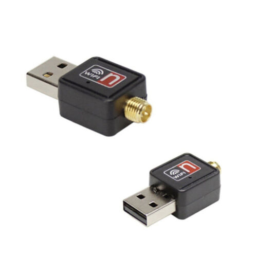 USB WiFi Dongle Wifi Stick Adapter 150Mbps Antenna Y2Y1