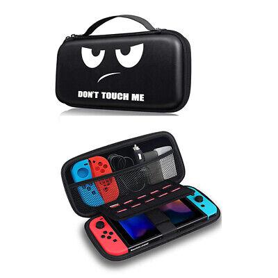Für Nintendo Switch Schutzhülle Hülle Tasche EVA Hartschalen Case storage Bag