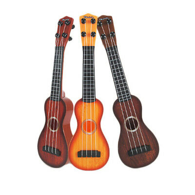 Small Guitar (Kids Mini Ukelele Uke Small Guitar Musical Instrument Children Educational)