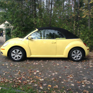 New Beetle Cabriolet 2008