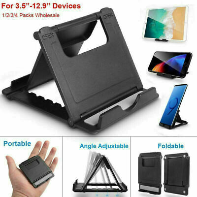 Ajustable Mesa Lazy Escritorio Plegable Soporte Stand PARA Movil Tablet PC IPAD