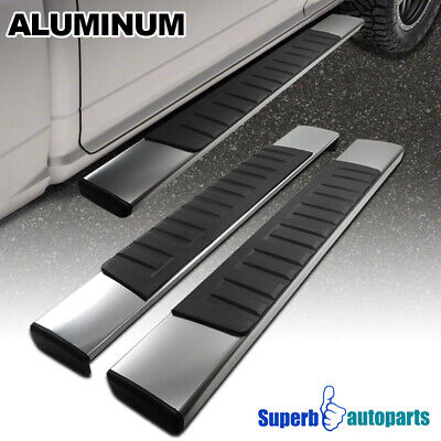 "For 1999-2015 Silverado Regular Cab 6"" Side Step Nerf Bars Running boards"